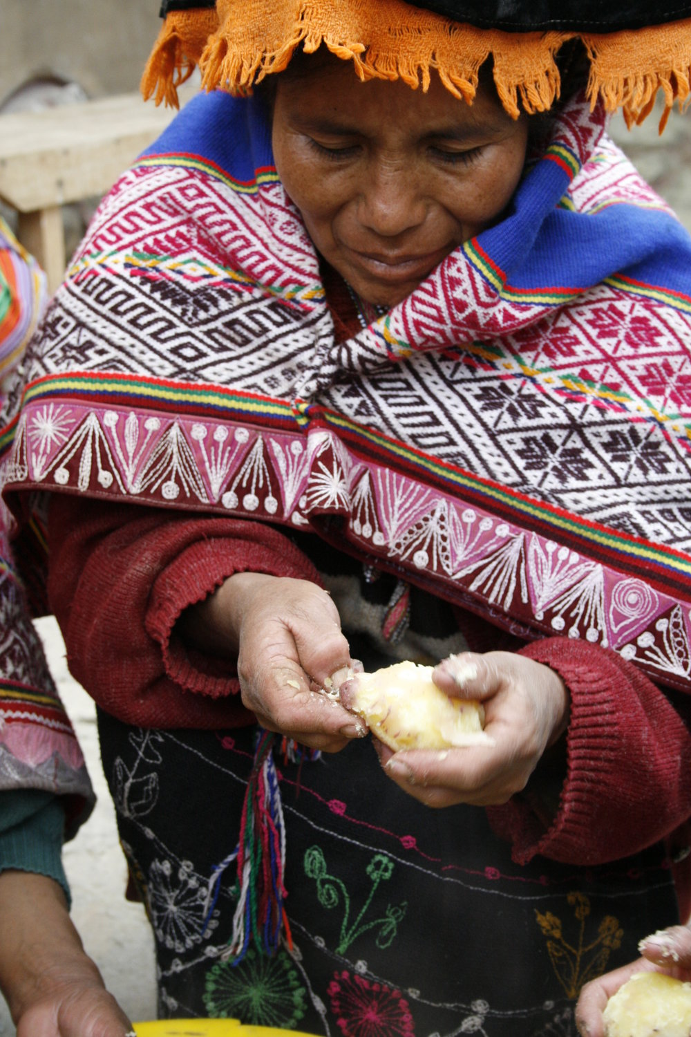 TRADITIONAL KNOWLEDGE AND FOOD IN PERU
