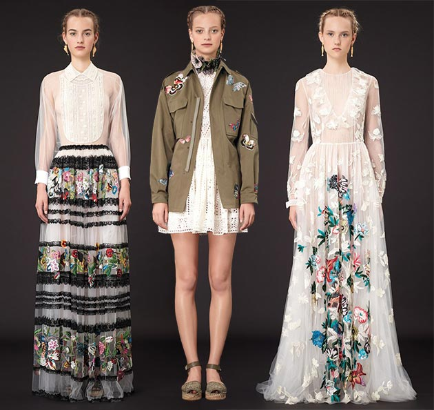 Valentino Resort Collection 2015