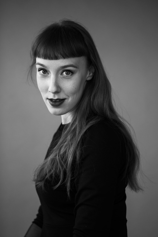Aura Nurmi. Kuva: Heta Saukkonen