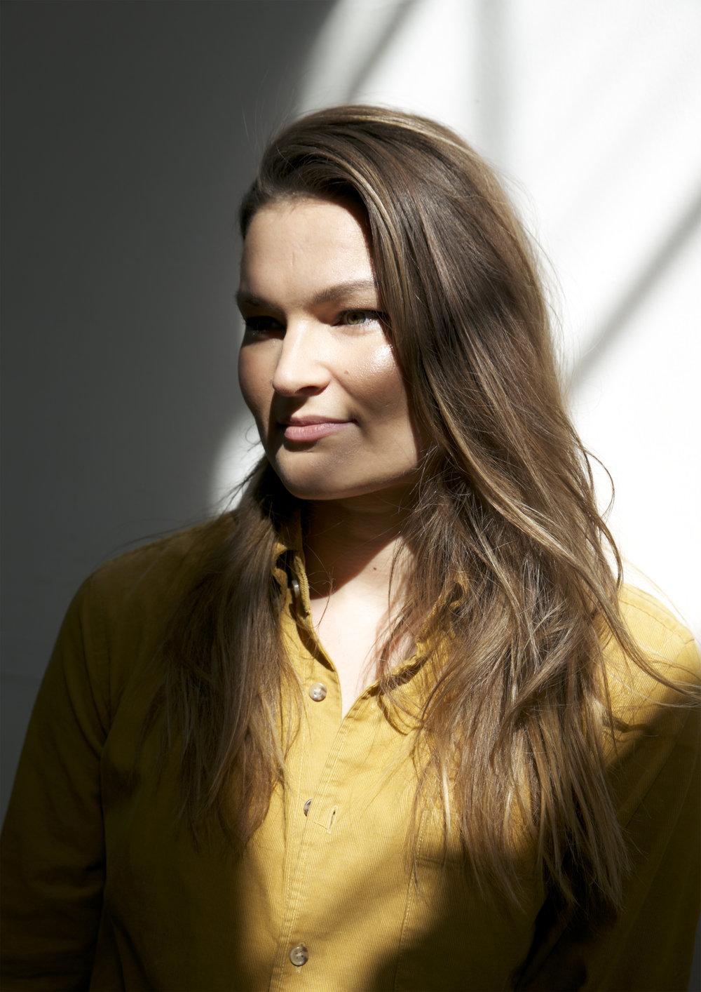Daniéla Vainion kuvan on ottanut Megan Vaughan.