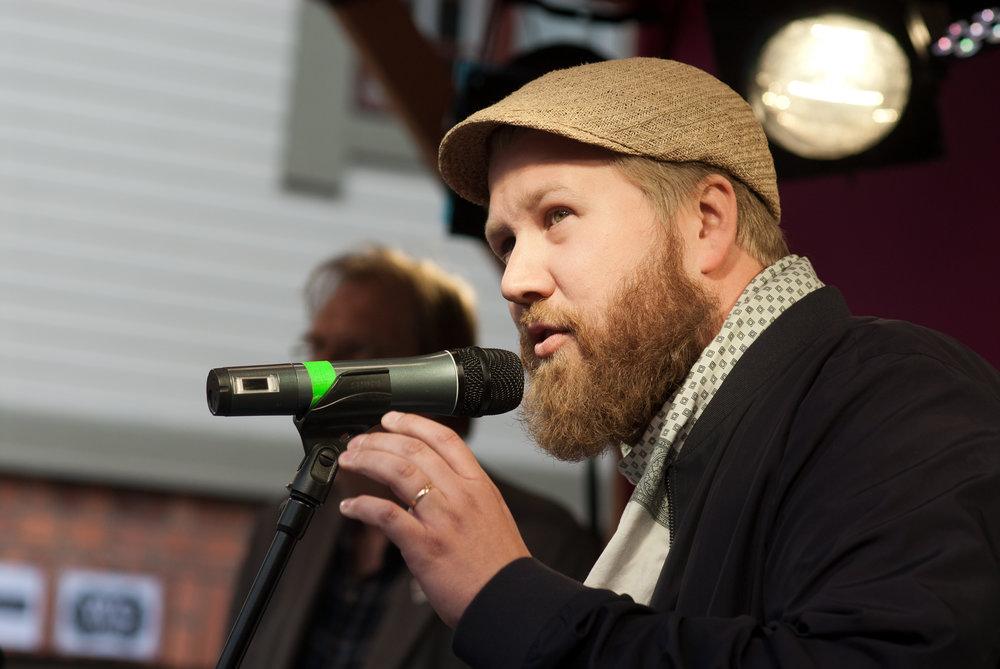 Harri Hertellin kuvan on ottanut Teemu Juutilainen.