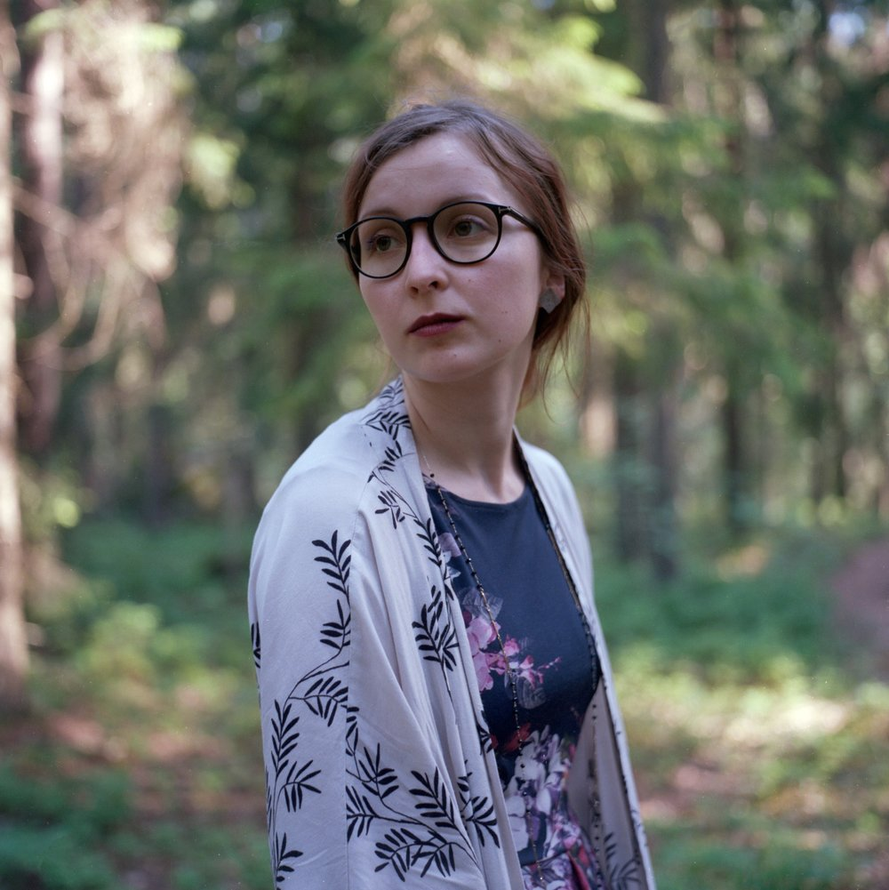 Laura Heinosen kuvan on ottanut Otto Lowe