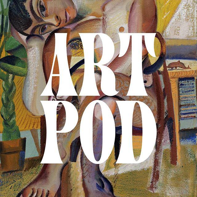 #AESTHETIC voi ilokseen ilmoittaa, että toimimme Suomen ensimmäisen nykytaiteeseen keskittyvän podcast-sarjan, Artpodin @artpodi, kotina.  Artpod on kahden kuvataiteilijan, Daniéla Vainion @danielavainio ja #AESTHETICin Anni Tuomisen @anniellijohanna uusi podcast-sarja. Joka jaksossa on vieraita keskustelemassa nykytaiteen ilmöistä, teemoista ja tekijöistä avoimella otteella. Vainio on äänitystudiolla parin vieraan kanssa, ja Tuominen liikkuu kentällä omine vieraineen: työhuoneilla, gallerioissa, museoissa – kaikkialla, missä taidetta tapahtuu.  Ensimmäinen jakso on nyt ulkona ja siinä puhutaan siitä, onko nykytaiteen kokeminen vaikeaa. Studiossa Daniélan kanssa @ateneummuseum'n johtaja Marja Sakari ja @frame_finland'n viestintäpäällikkö, @taidematkustaja -blogin Laura Boxberg. Linkki biossa!