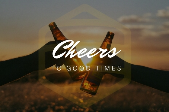 Cheers to good times | The Hive.png