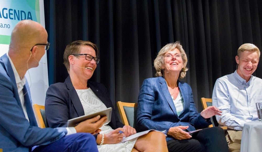 Foto: Anne Elisabeth Scheen, Klima- og miljødepartementet