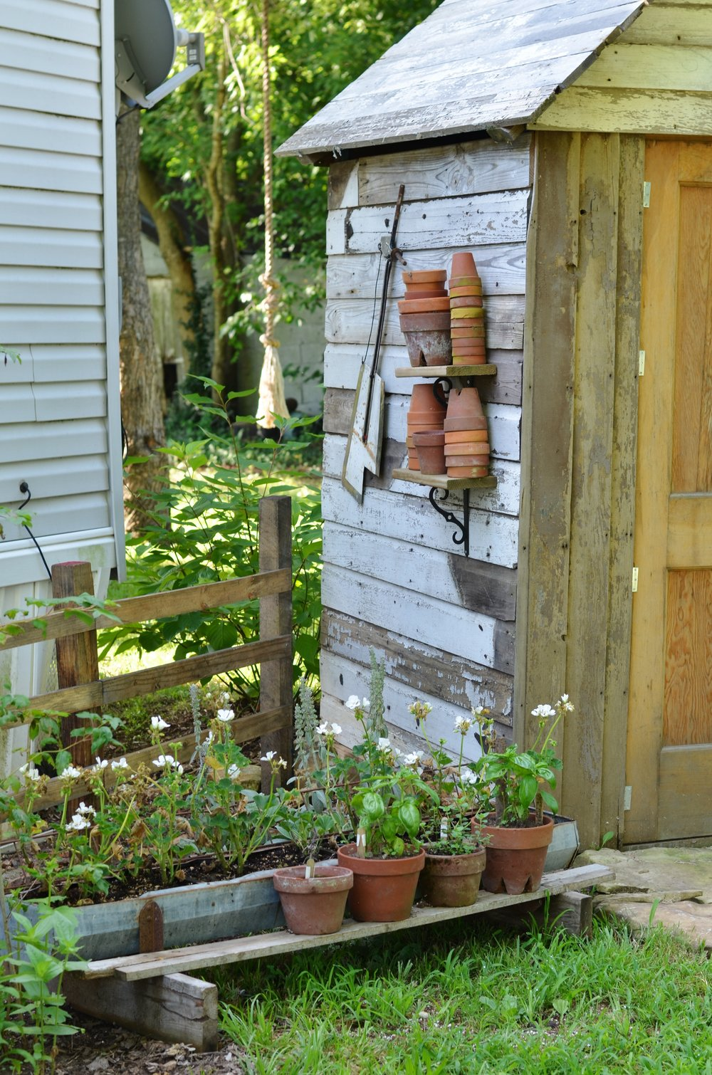 potting shed garden shed she shed