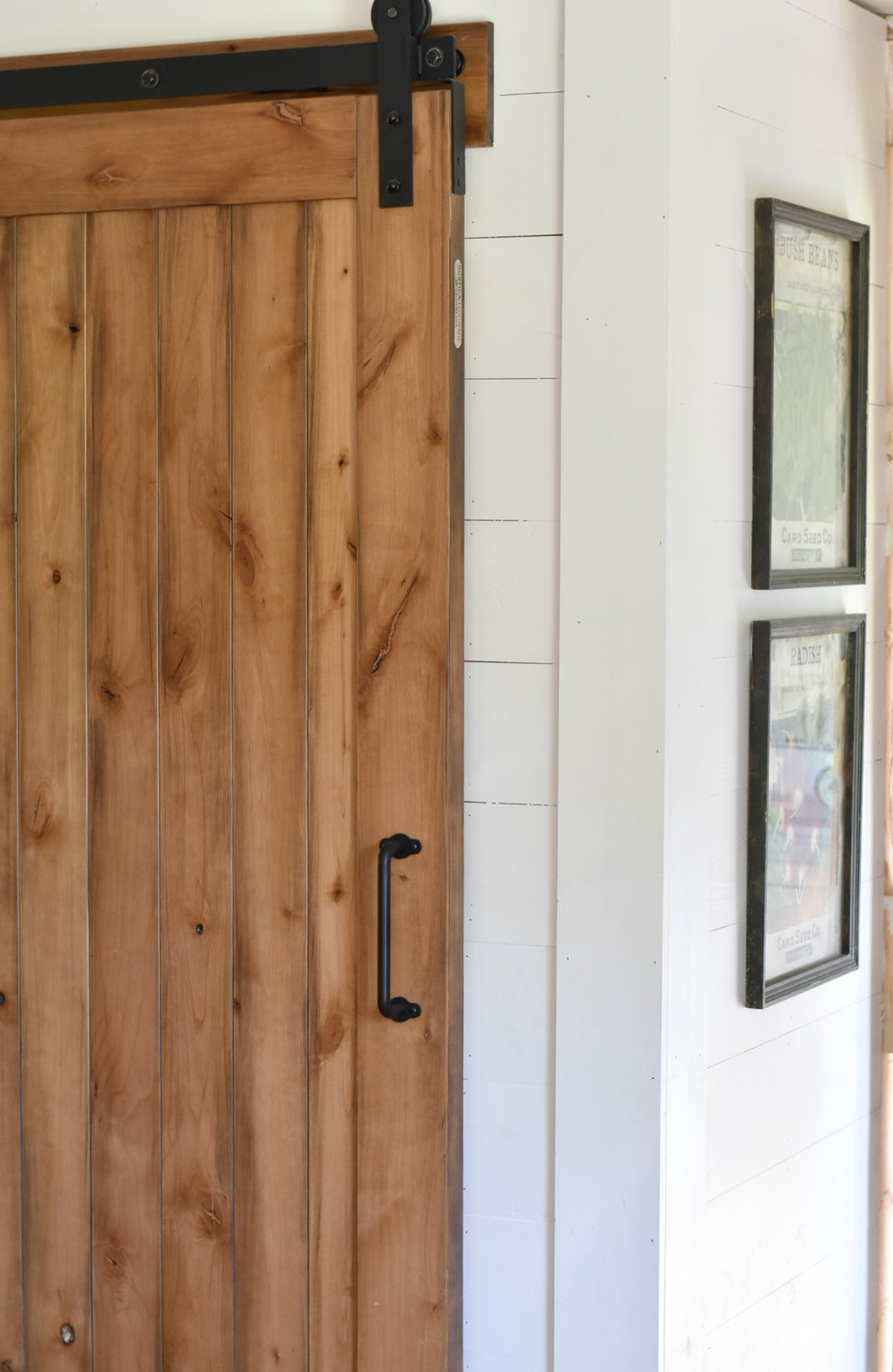Sliding Barn Door Rustica Hardware Farmhouse Pantry