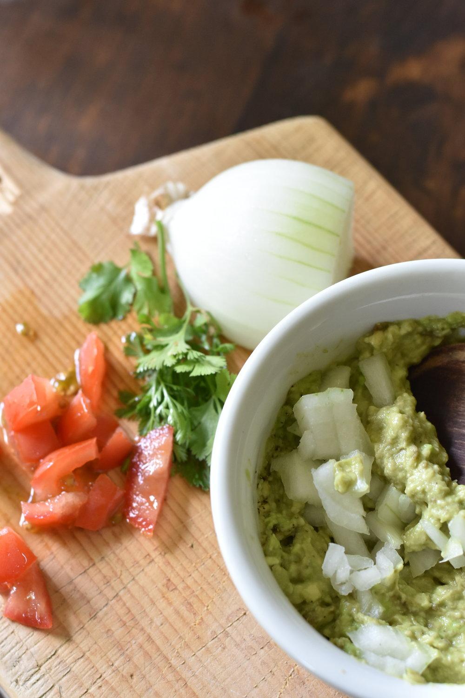 Gaucamole Recipe DIY