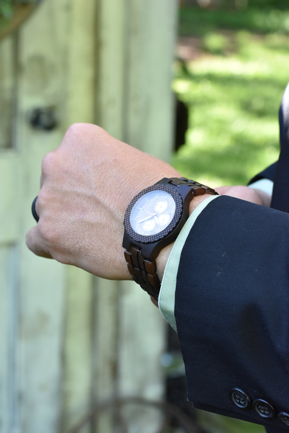 mens wooden wood watch Jord