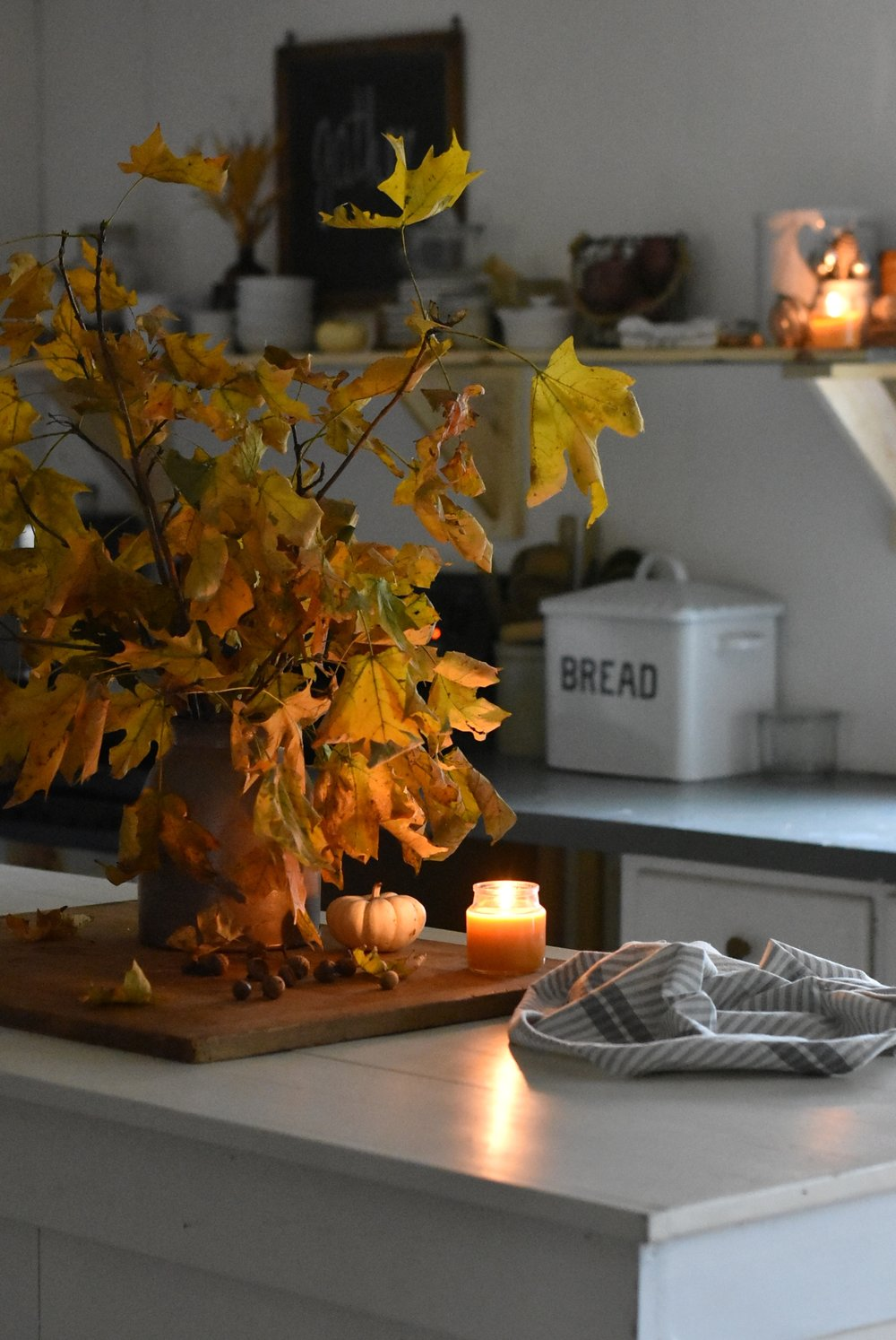 Fall Farmhouse Hygge