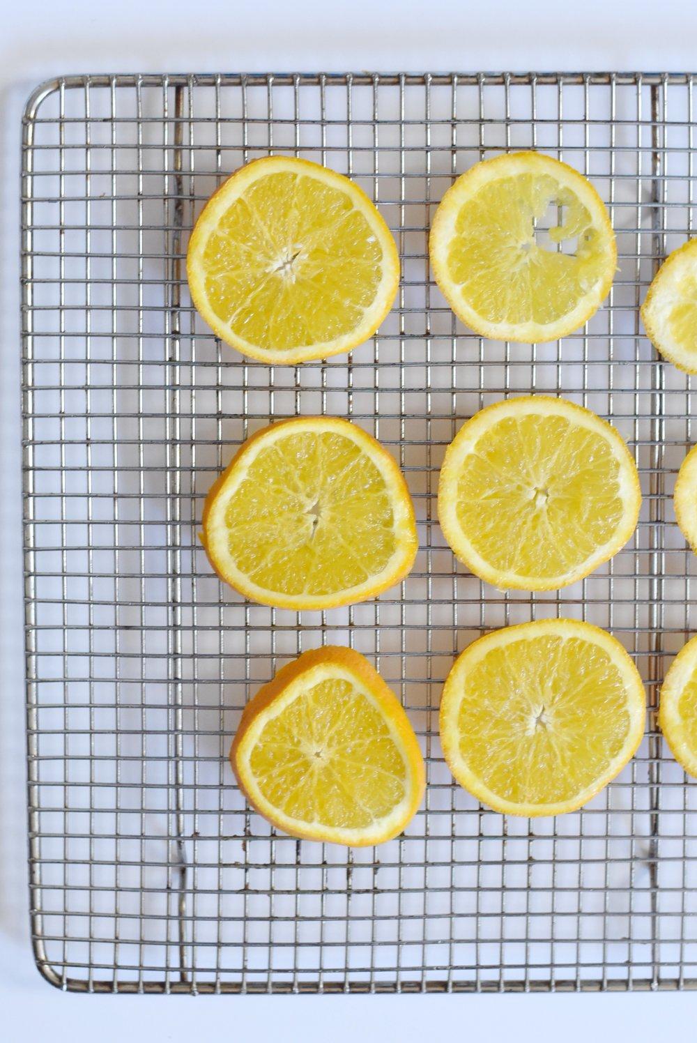 Dry Oranges
