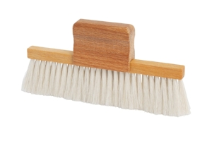 Goat Hair Table Brush