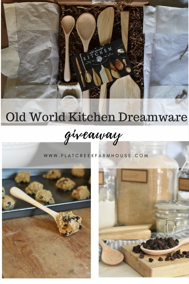 Old World Kitchen Dreamware Giveaway.jpg