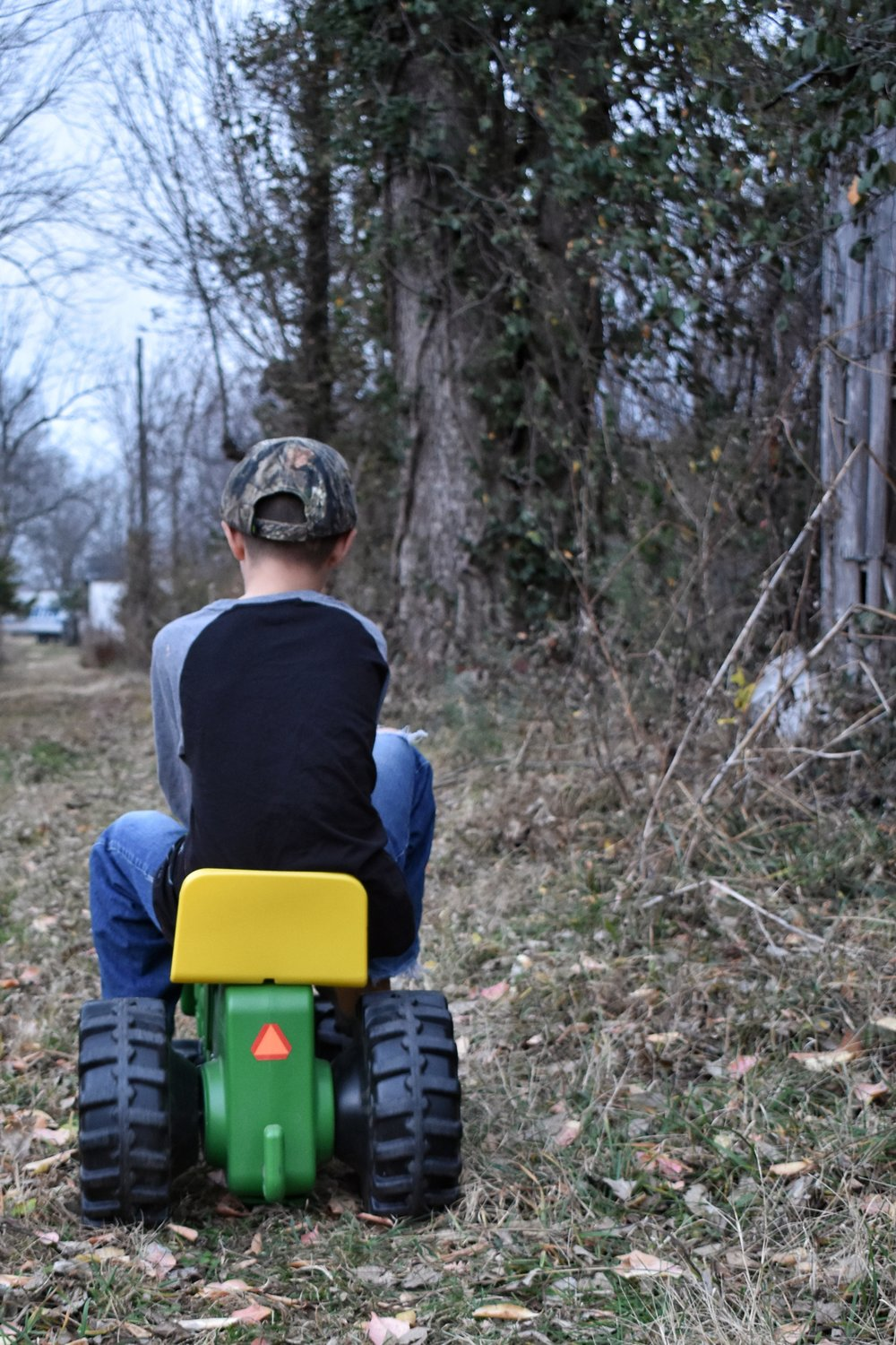 John Deere Holiday Gift Guide for a boy