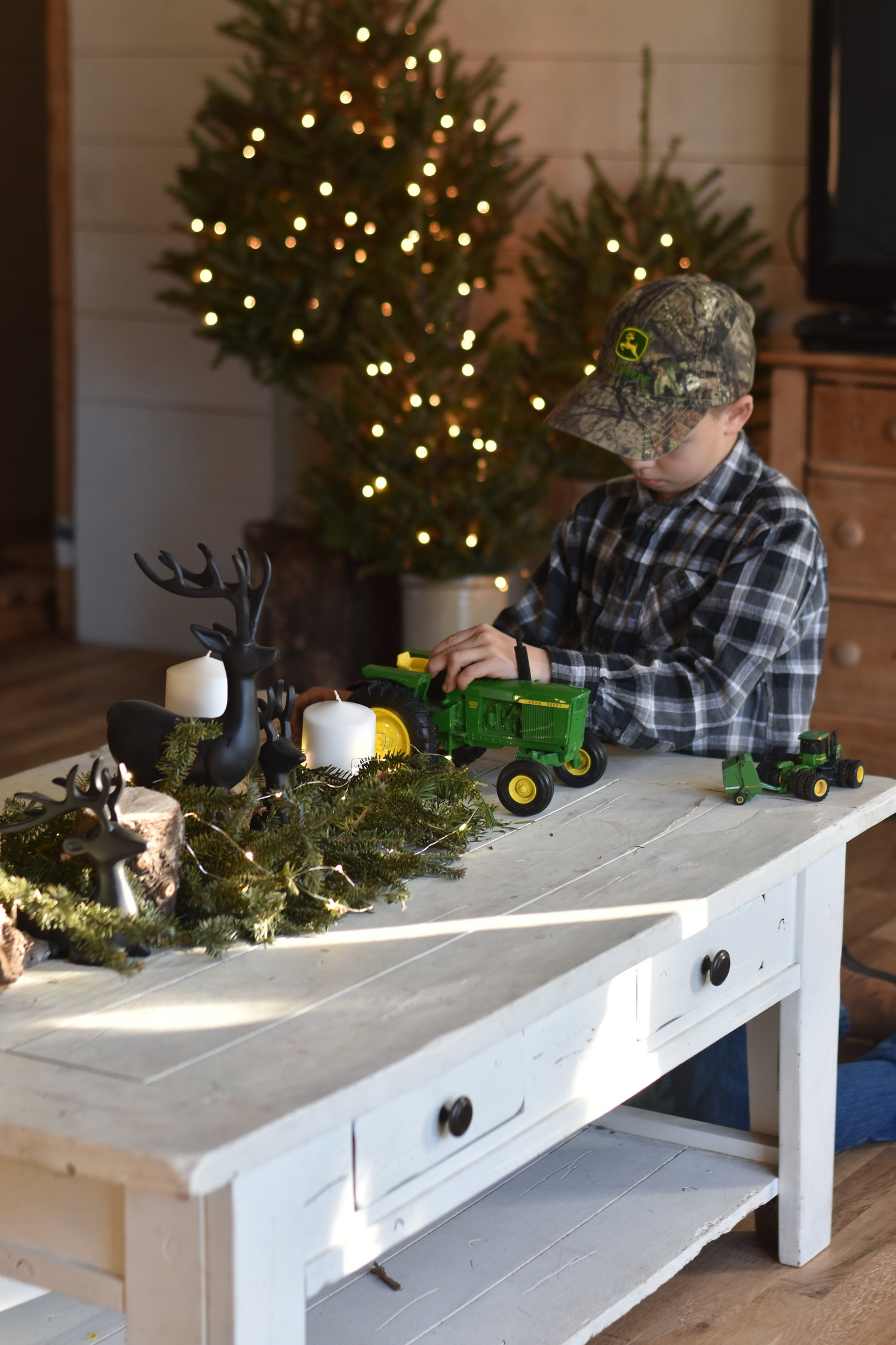 A Boys John Deere Holiday Gift Guide plus GIVEAWAY Blog Rocky Hedge Farm