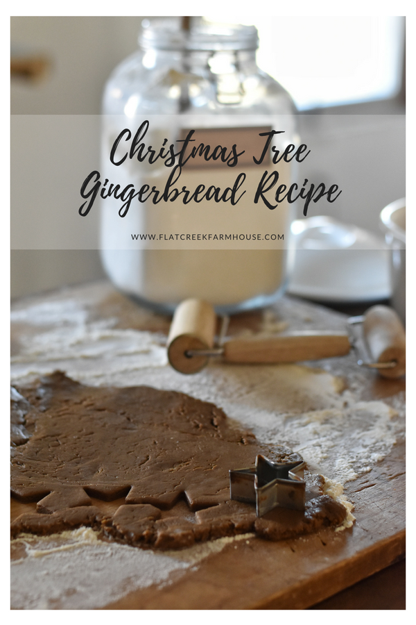 The very best gingerbread recipe