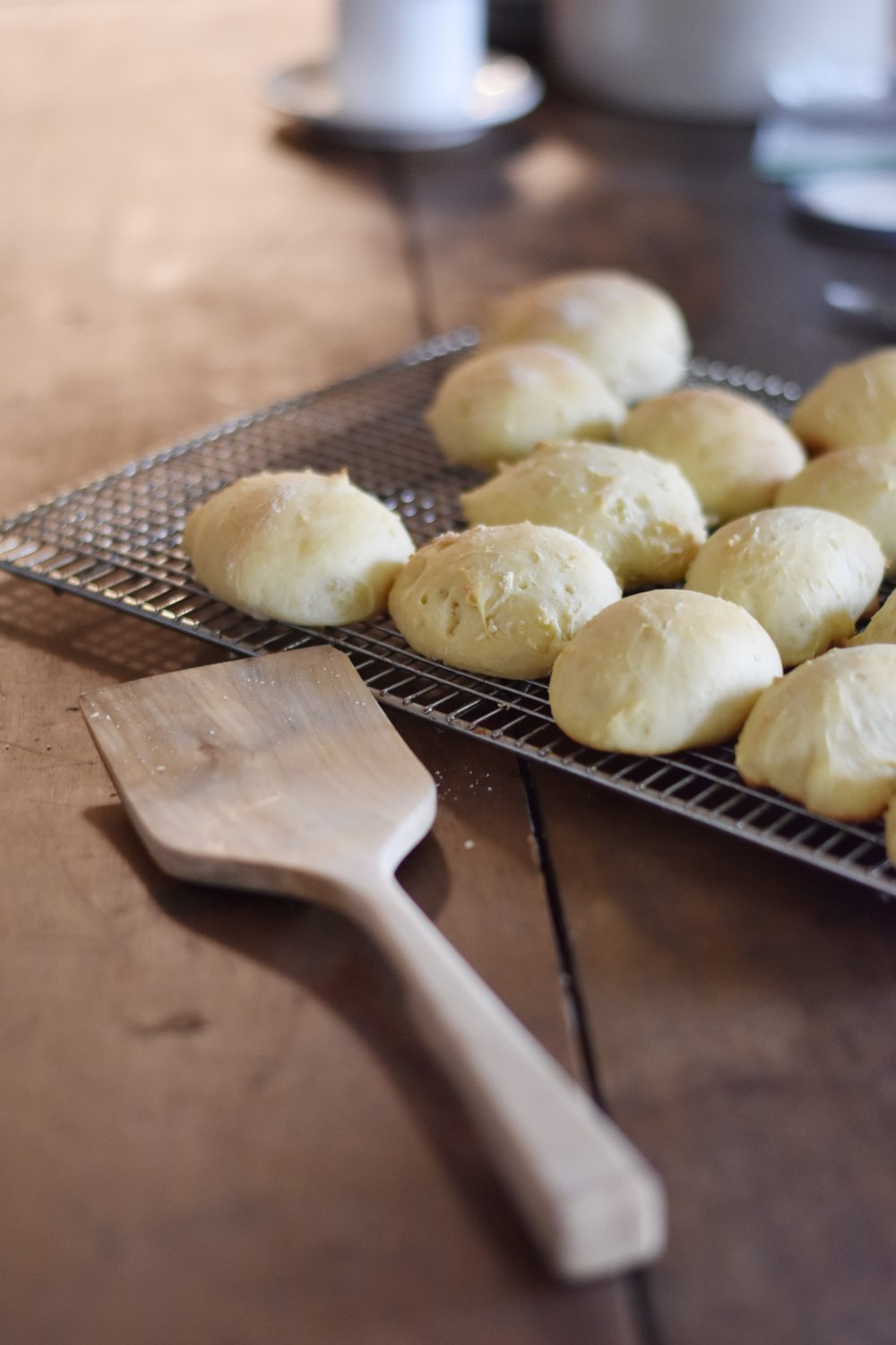 The very best homemade soft and easy yeast rolls. Homemade from scratch bread rolls