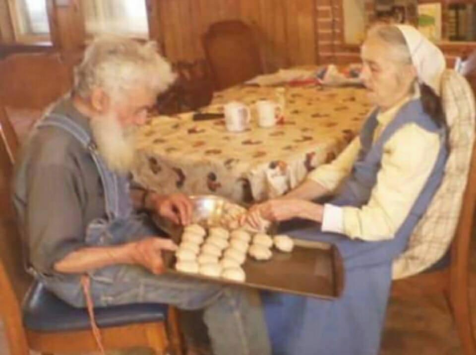 My grandparents making bread.jpg