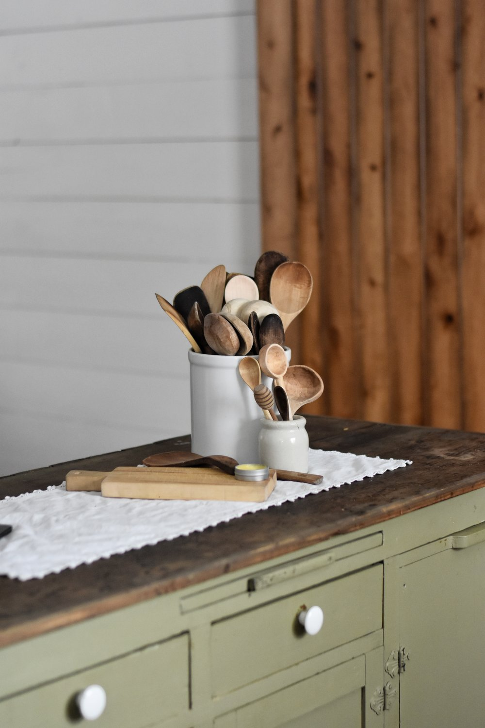 how to properly care for wooden utensils