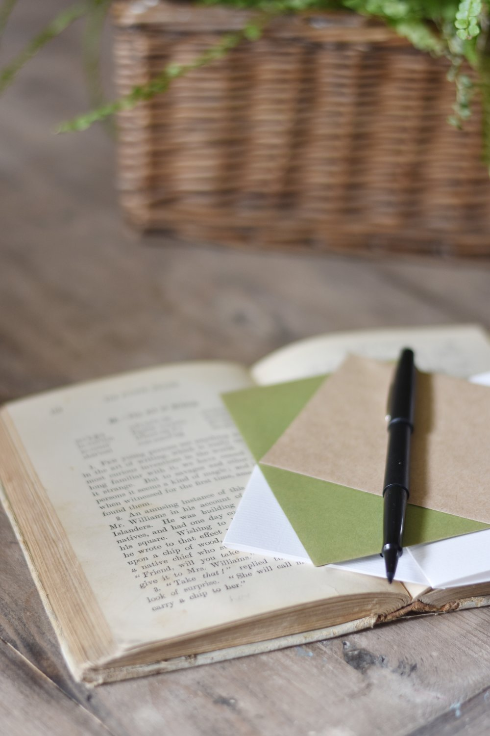It is the digital age, but there is one personal touch that seems to be long forgotten. The art of letter writing,  it may seem old fashioned but it is a wonderful way to stay in touch.