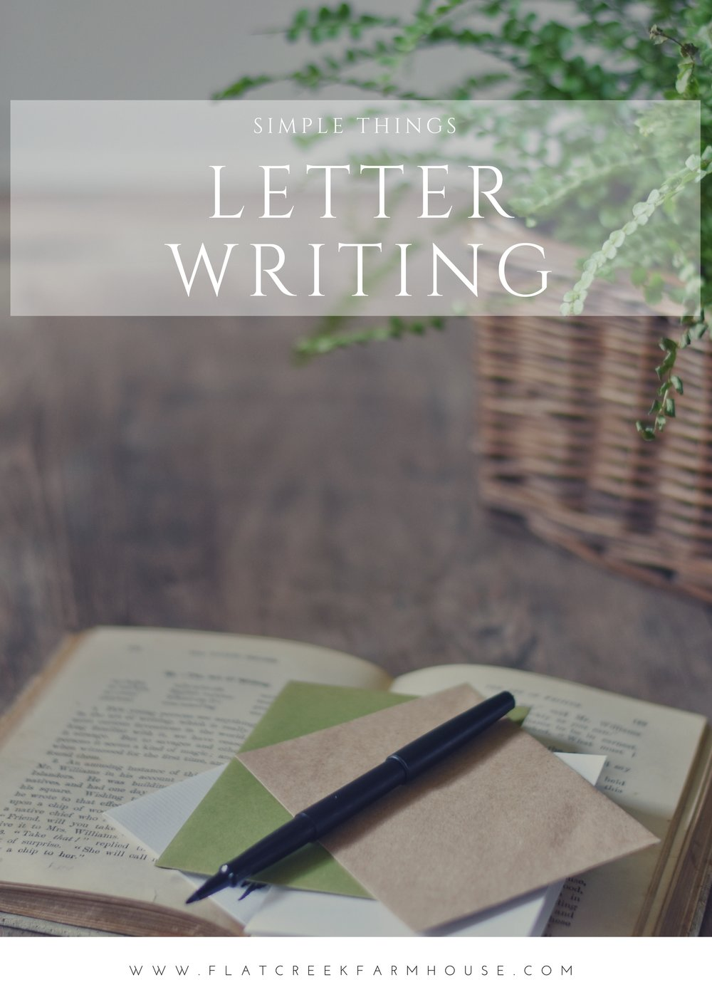 The lost art of letter writing and why we should revive it