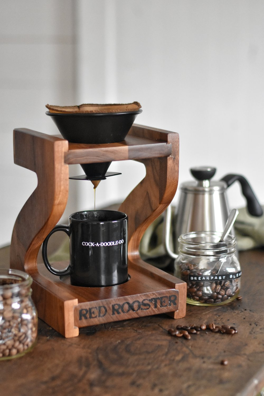 Zero waste coffee lifestyle.