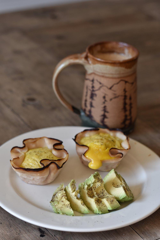 Low-Carb, Keto Breakfast Muffins | Rocky Hedge Farm