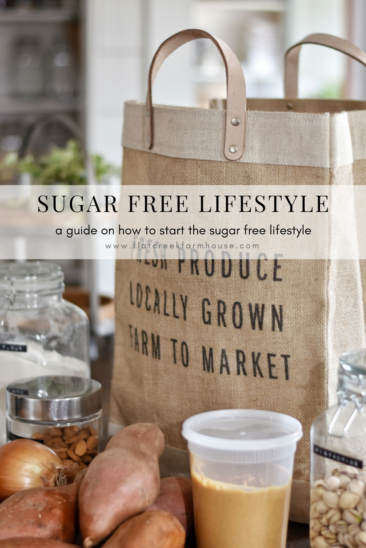 A How to Sugar Free Lifestyle