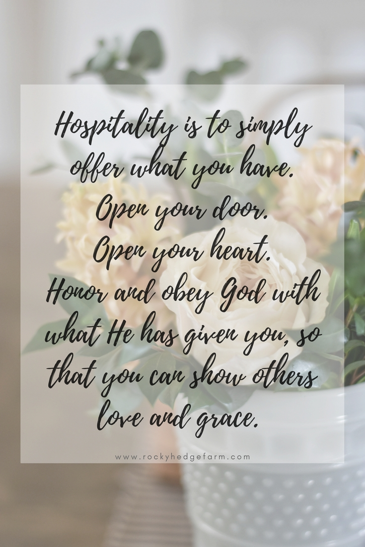 Simple and Easy Ways to Show Hospitality