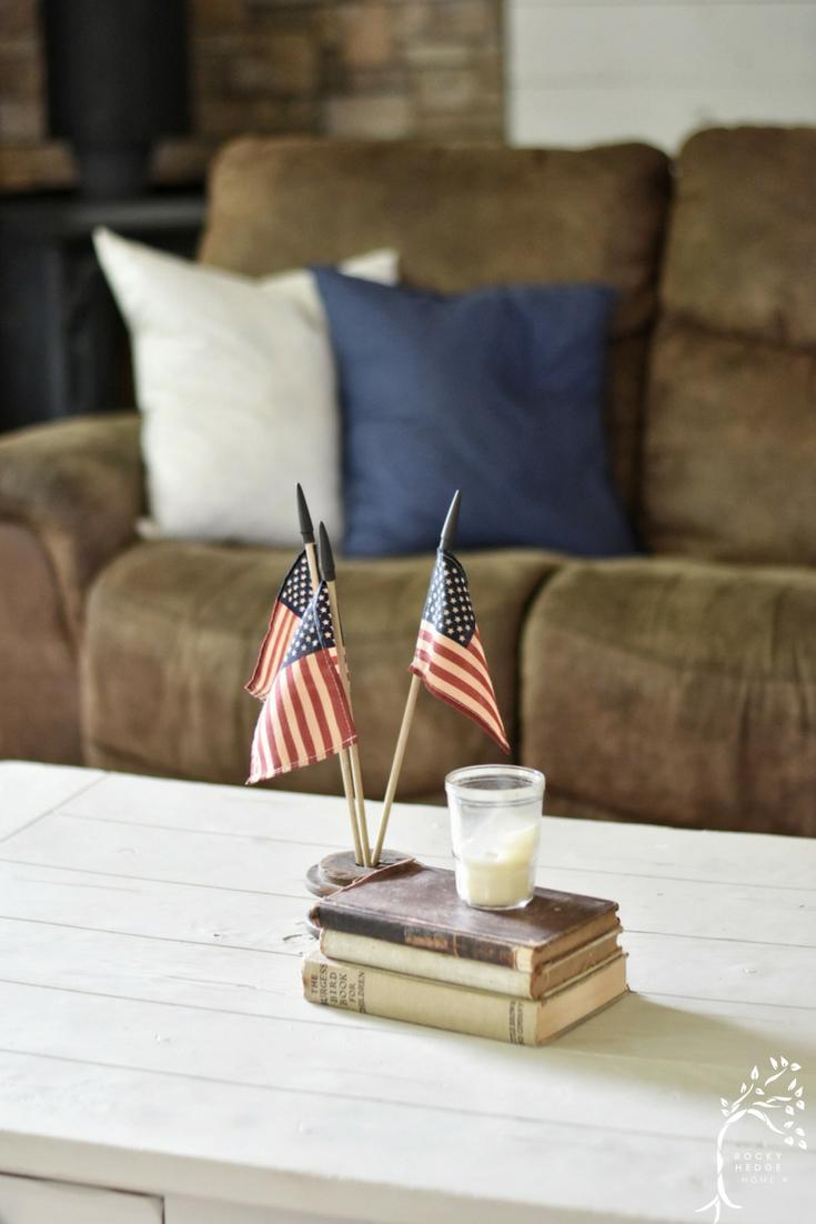 Americana Farmhouse Style