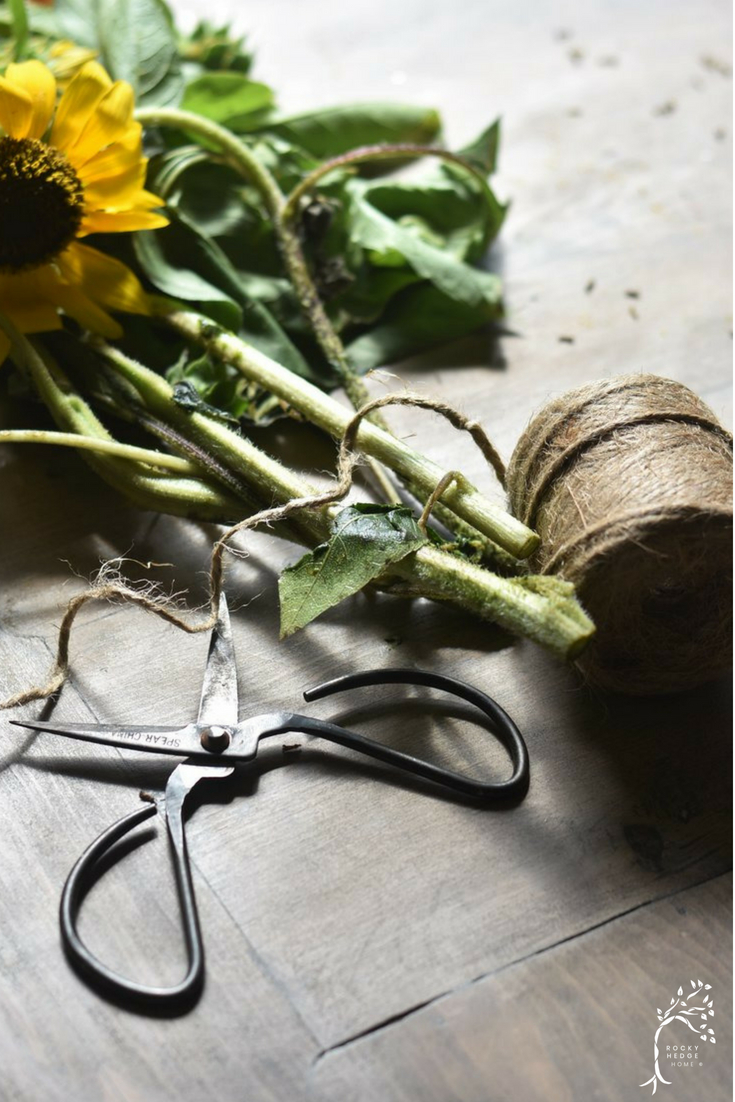 How to Preserve Sunflowers for DIY Decor