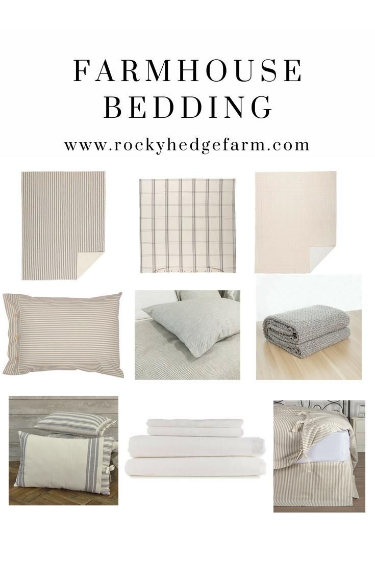Guide to Neutral Farmhouse Style Bedding