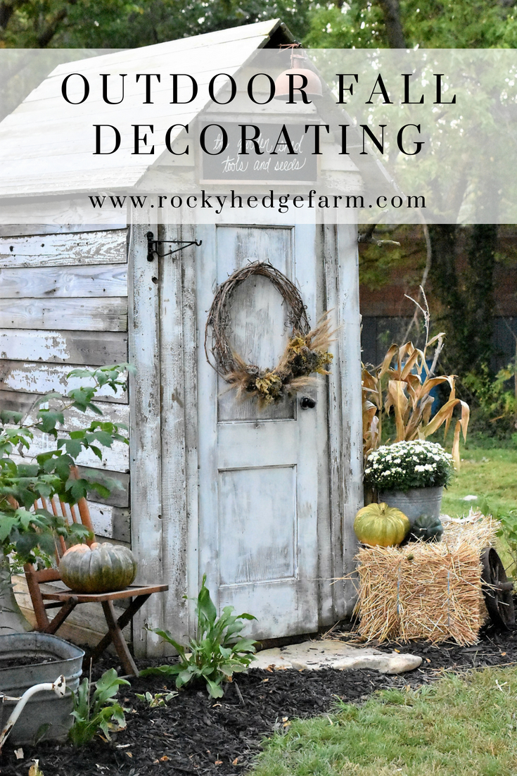 Cheap and Easy Outdoor Decorating Ideas