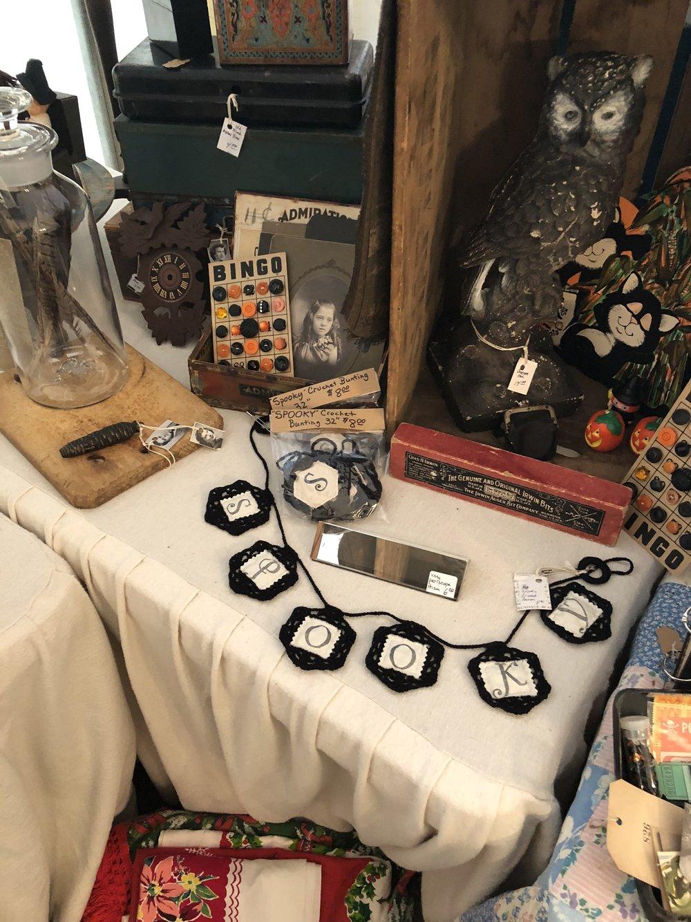 Vintage Fall Market at Pheonas in Billings MO