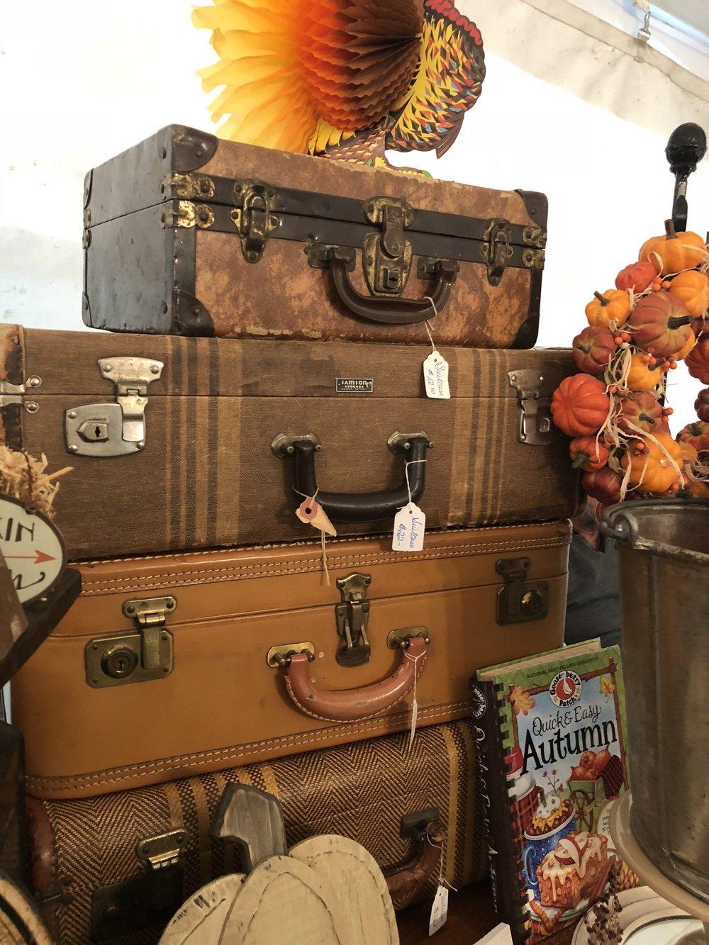 Vintage Fall Market in Billings MO