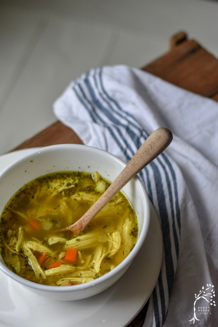 Healthy Chicken Soup Recipe that Easy and Quick