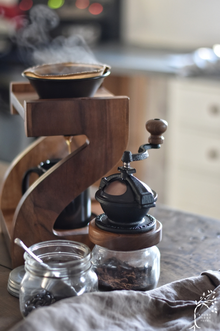 Sustainable, zero waste coffee - how to