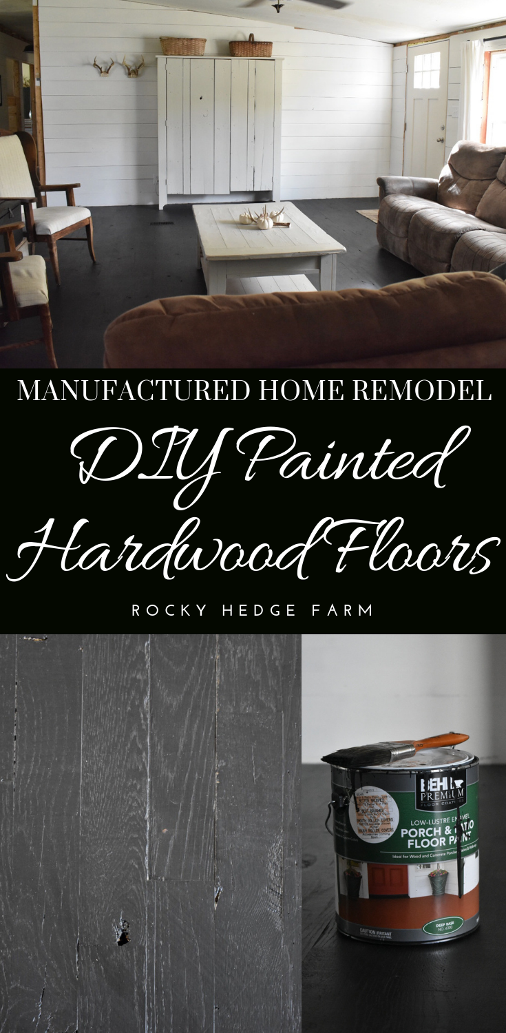 DIY Black Painted Hardwood Floors - what paint I used and how I painted our floors.png