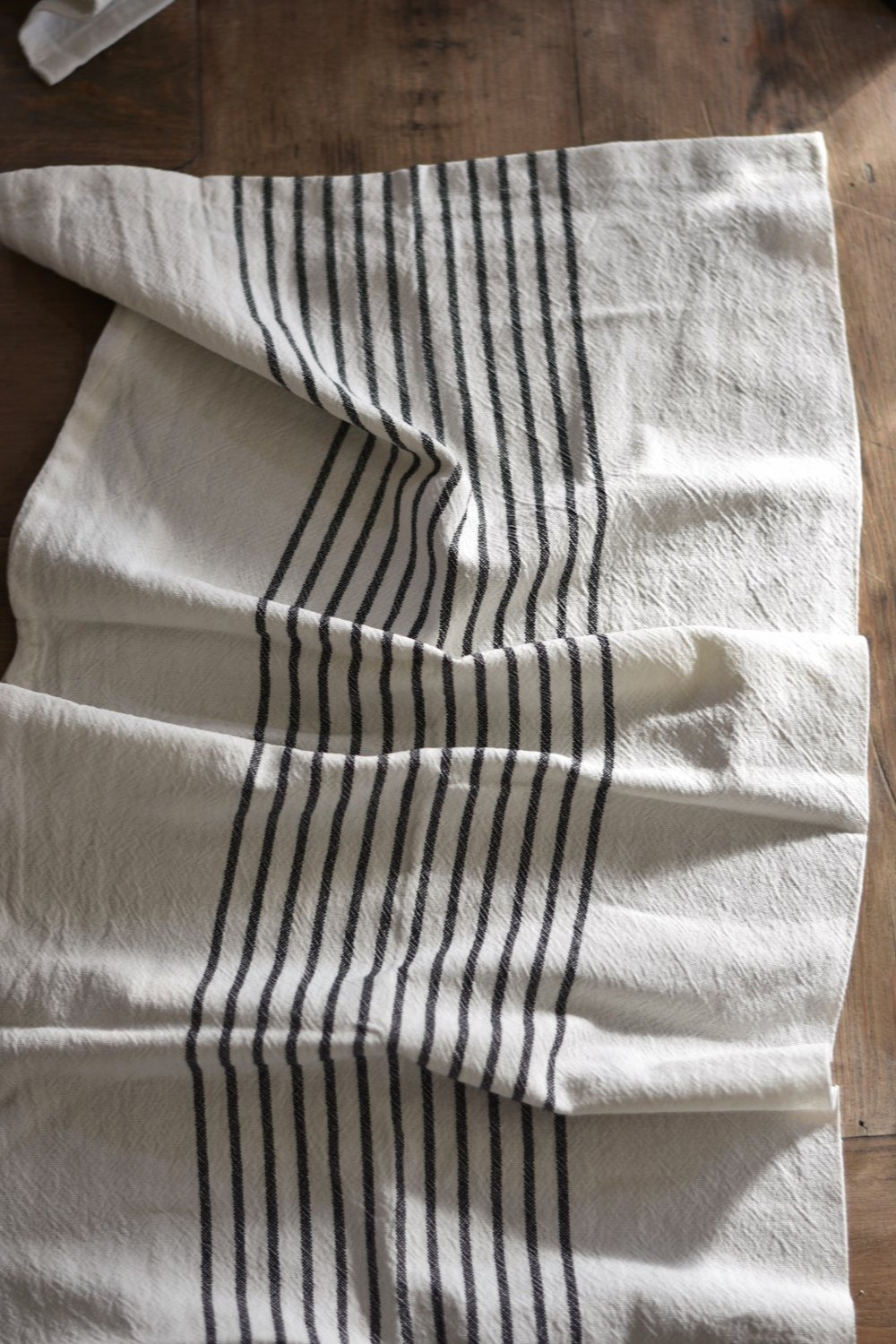 Handmade Cloth Napkins from a Flour Sack Towel