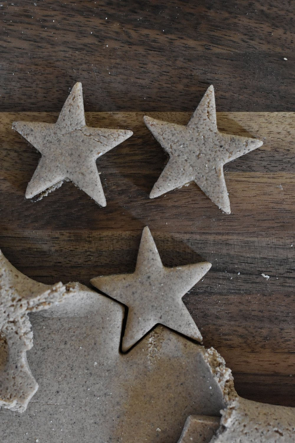 Salt Dough Christmas Ornaments -Rocky Hedge Farm