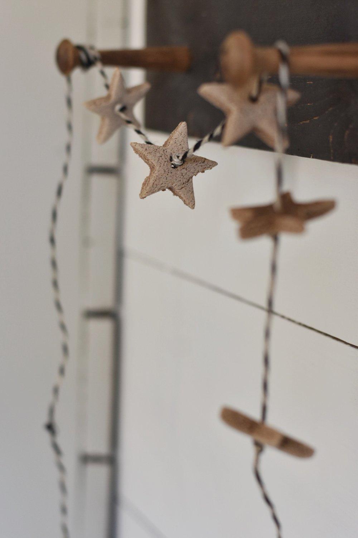 Simple DIY Scented Salt Dough Christmas Ornament - Rocky Hedge Farm