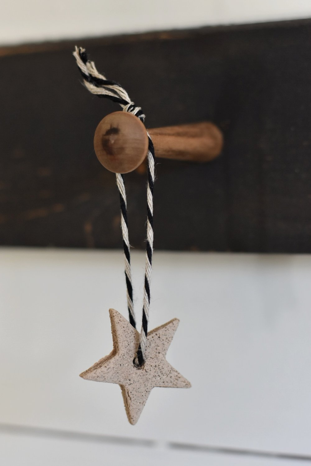 Quick and Easy DIY Christmas Ornaments - Rocky Hedge Farm