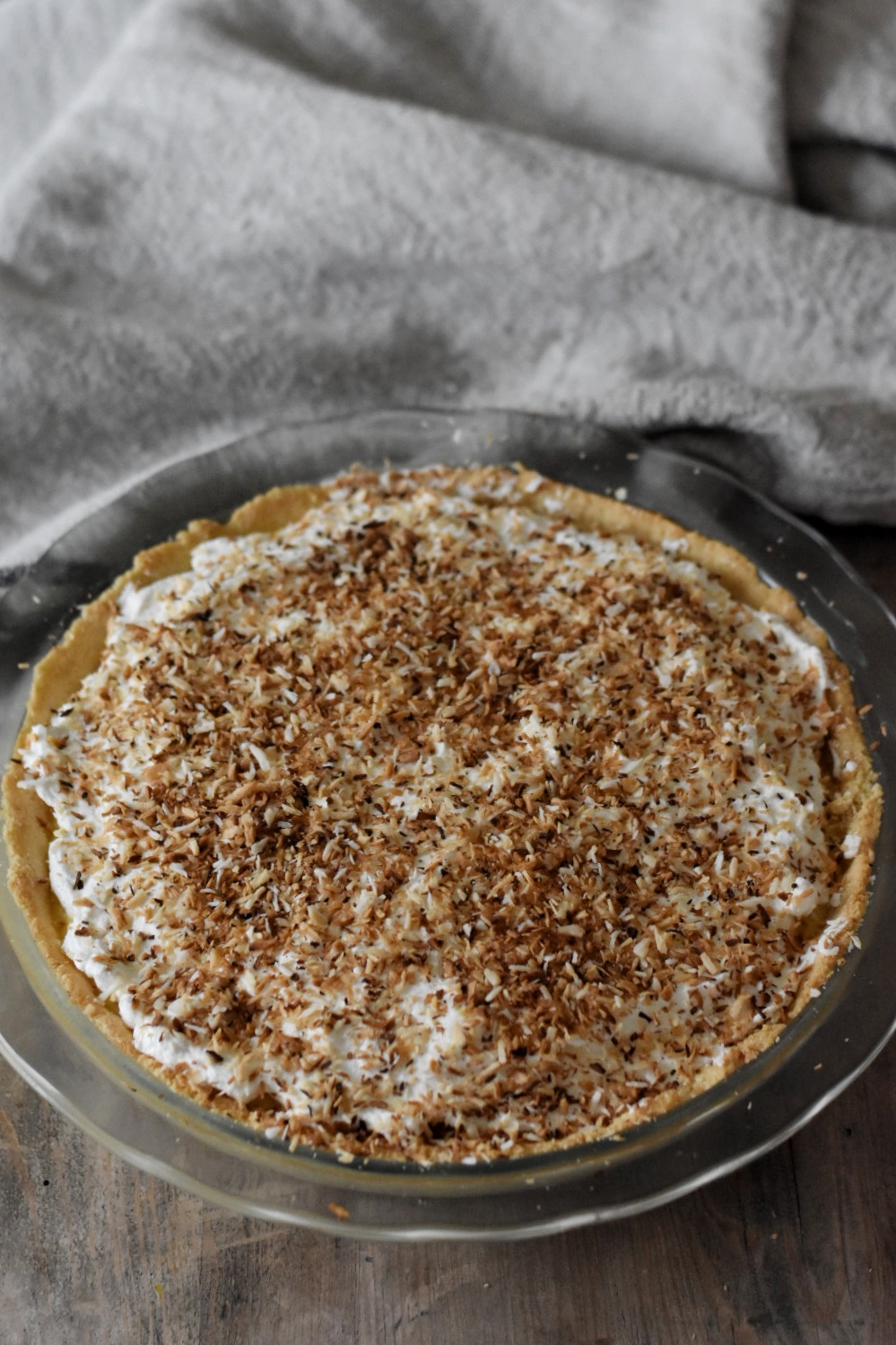 From Scrath Coconut Cream Pie | Low-Carb | Keto | Gluten Free | Sugar Free | Rocky Hedge Farm