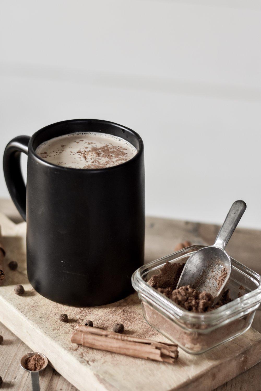 Sugar Free Homemade Spiced Vanilla Chai Coffee | Rocky Hedge Farm