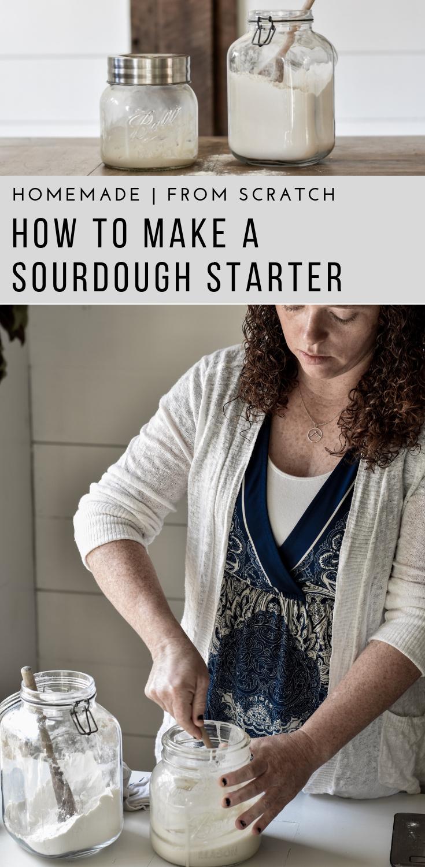 How to Make a Homemade Sourdough Recipe from Scratch | Rocky Hedge Farm