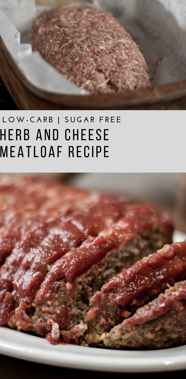 The Best Meatloaf Recipe - Herb and Cheese Meatloaf - Simple and Easy Week Night Meal | Rocky Hedge Farm