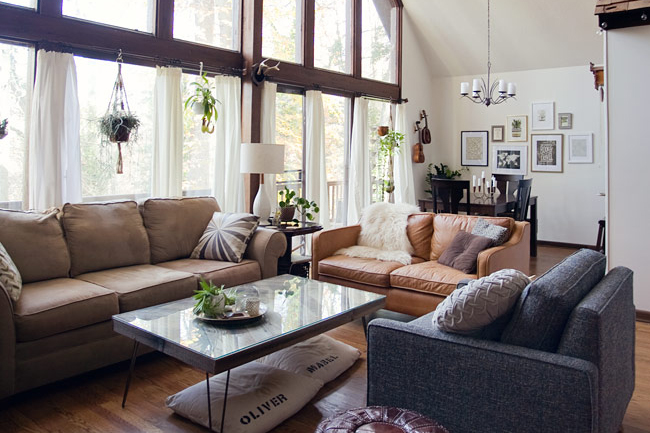 From Wit & Whistle: Refreshed Great Room