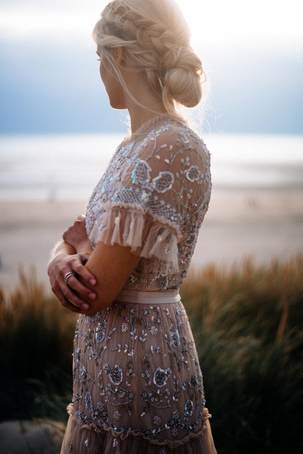 the beach hair stylist and makeup artist