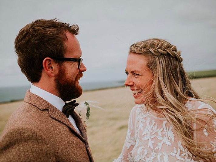 newquay wedding hair