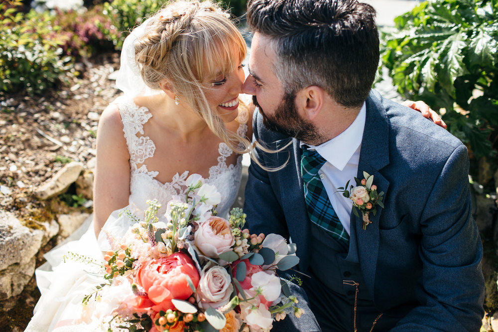 Louise and Ryan Featured on Love My Dress